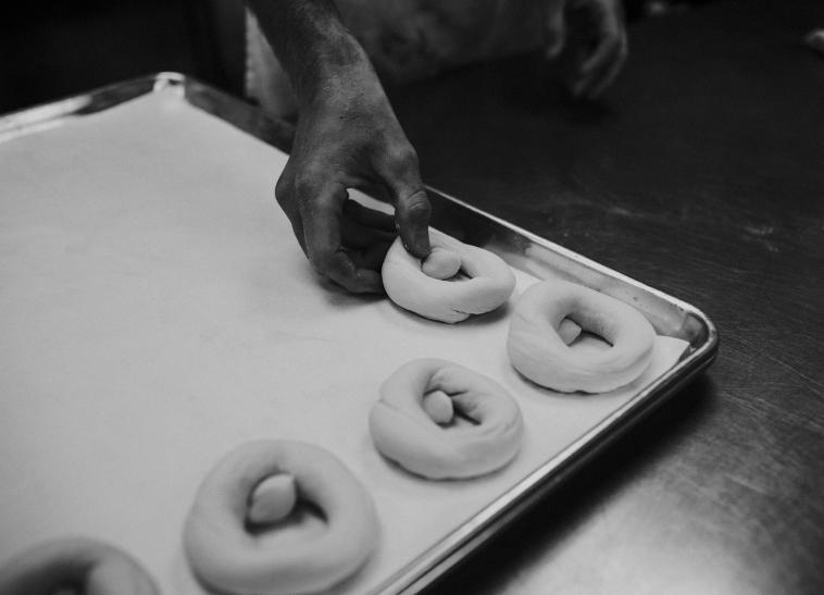 Boiled Bagels in Wooster